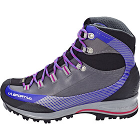 La Sportiva Trango TRK Leather GTX Zapatillas Mujer, iris blue/purple
